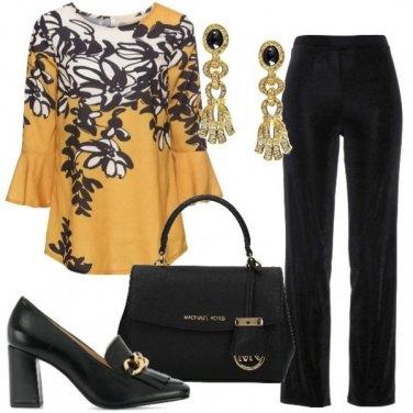 Outfit L\'autunno dorato