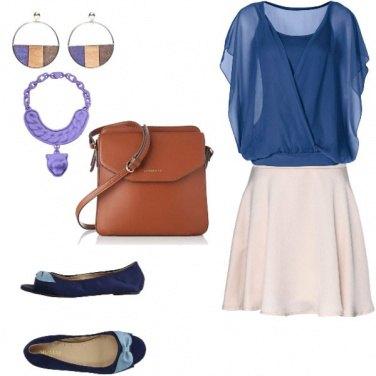 Outfit Chic, colori tenui per ogni giorno