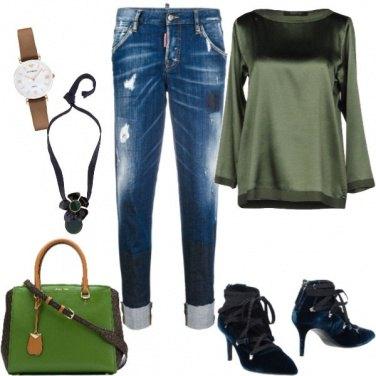 Outfit Urban, tiepida fine estate