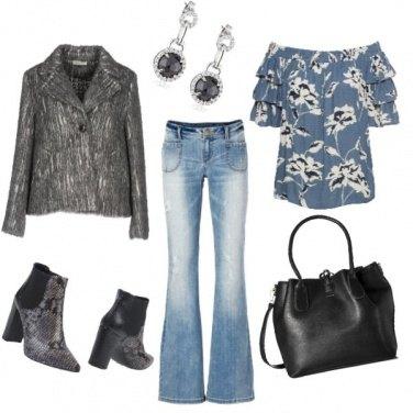 Outfit Primi giorni di autunno