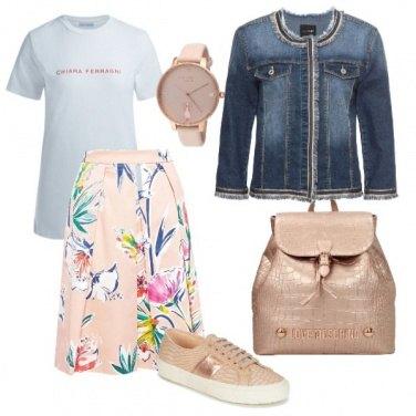 Outfit Università Trendy