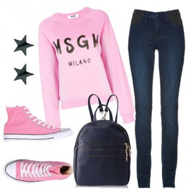 Outfit Urban #6743