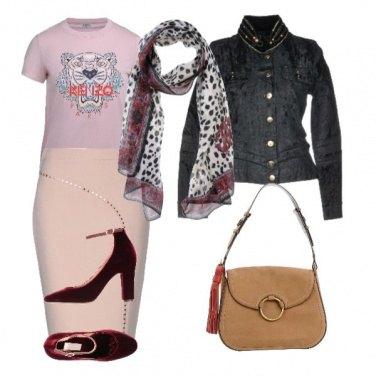 Outfit Aperitivo con la pantera