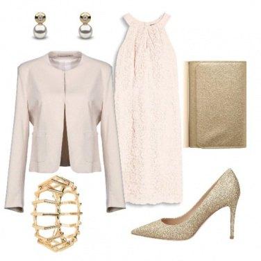 Outfit Matrimonio in autunno