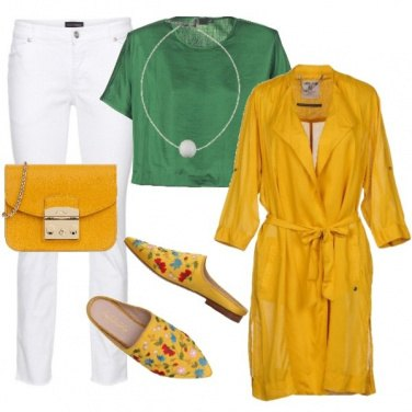 Outfit Umore solare