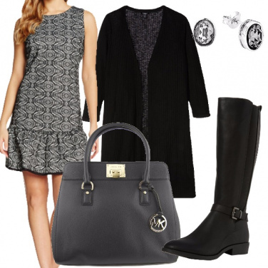 Outfit Discreta eleganza