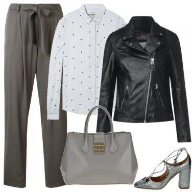 Outfit Grigi