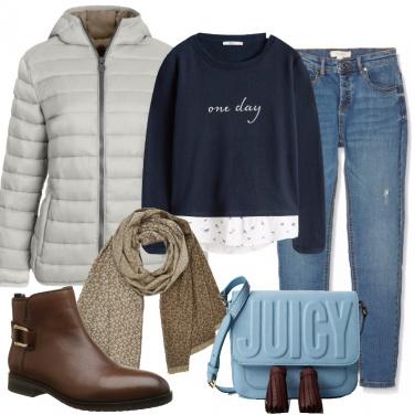 Outfit A passeggio in città