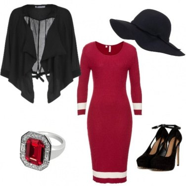 Outfit Il cappello
