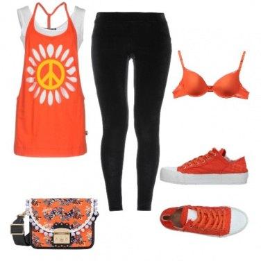 Outfit Settembre colorato