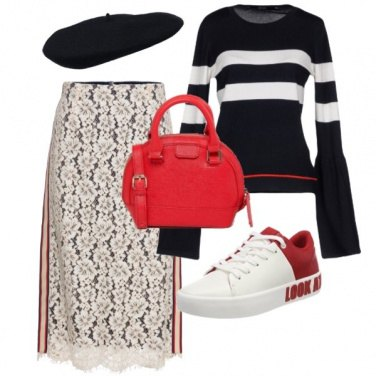 Outfit Sportive e chic