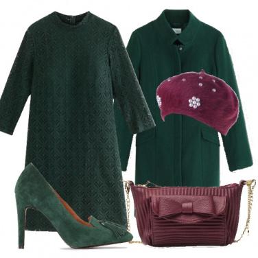 Outfit Chi di verde si veste