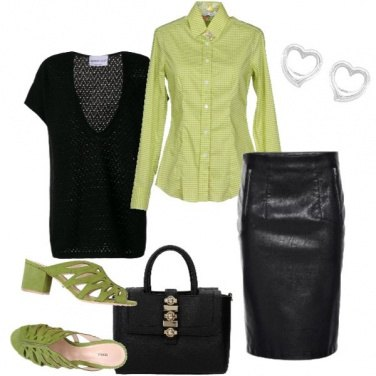 Outfit Ecopelle per ogni occasione