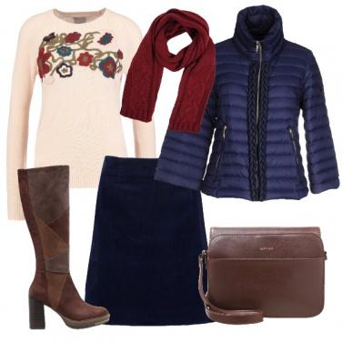 Outfit In giro per mercatini