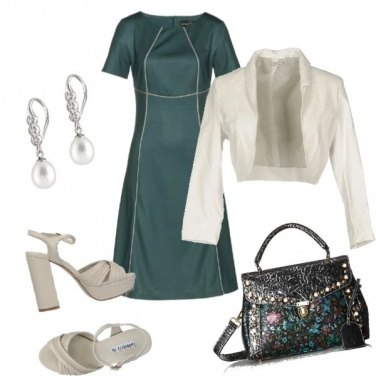 Outfit Borsa glam