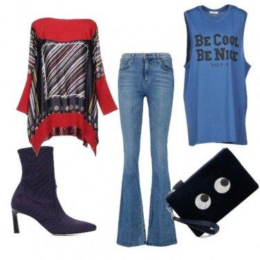 Outfit Uscita con le amiche