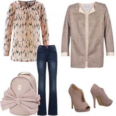 Outfit Cheep and chic