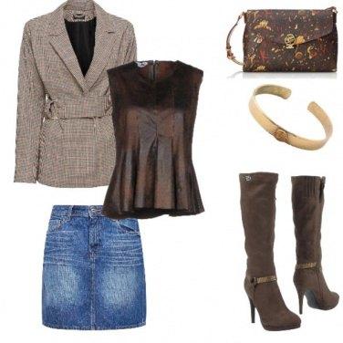 Outfit Serata latina