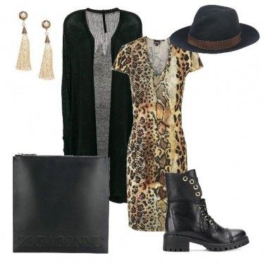 Outfit Scollo a V