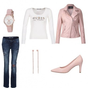 Outfit Rose style...