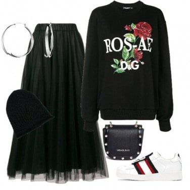 Outfit Urban #6792