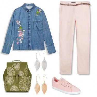 Outfit Look del giorno