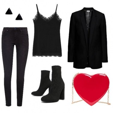 Outfit Rock #2911