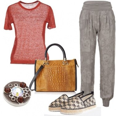 Outfit Verso l'autunno