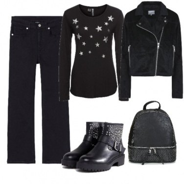 Outfit Rock #2913
