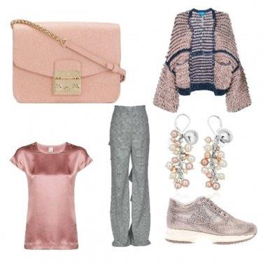 Outfit Eleganza e semplicità