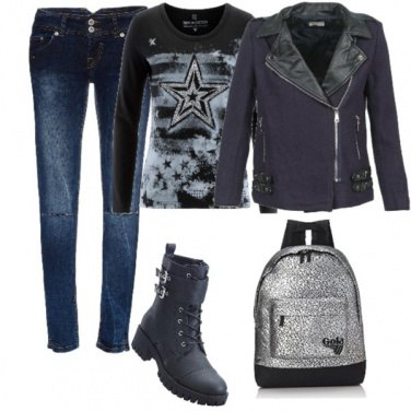 Outfit Urban #6799