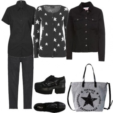 Outfit Urban #6801
