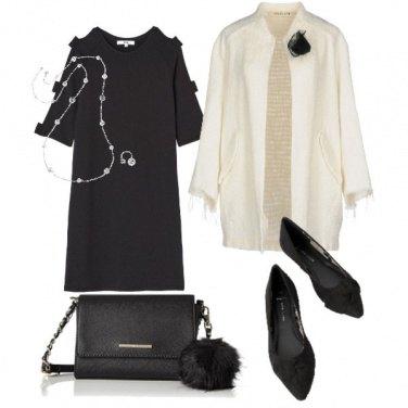 Outfit Soprabito elegante e ....superscontato