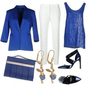 Outfit Paillettes!