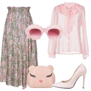 Outfit Se vuoi essere una romantica pura