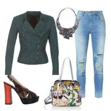 Outfit Trendy #21375