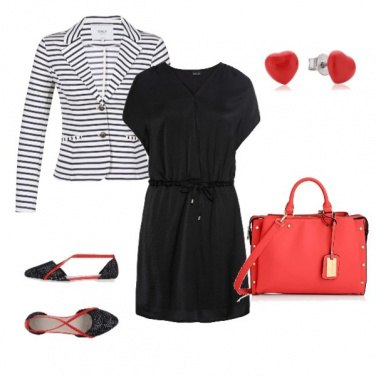 Outfit Red&Tubino