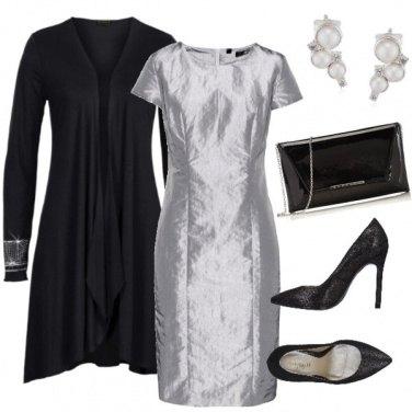 Outfit Evviva l'argento!!!