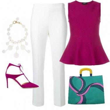 Outfit Voglia di pink