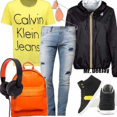Outfit Ehy Mr. Deejay!