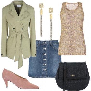 Outfit Primi giorni di Settembre