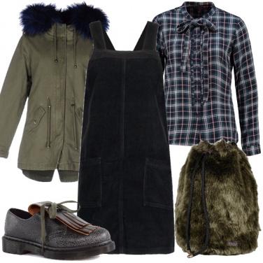 Outfit Mille e più righe