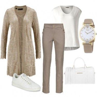 Outfit Bon ton sportivo