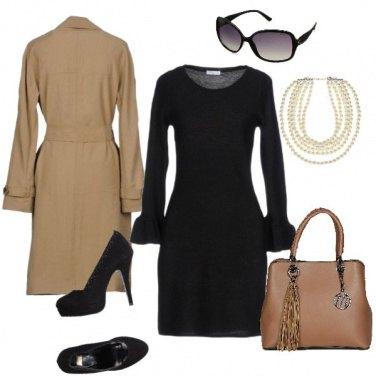 Outfit A lavoro con classe