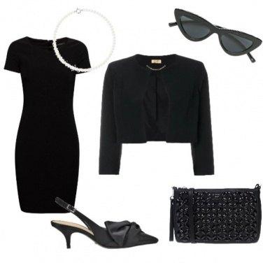 Outfit Semplicemente Audrey Hepburn