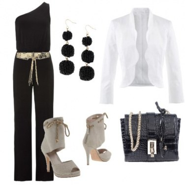 Outfit Senza eccessi