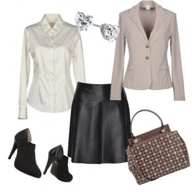Outfit Riunione importante