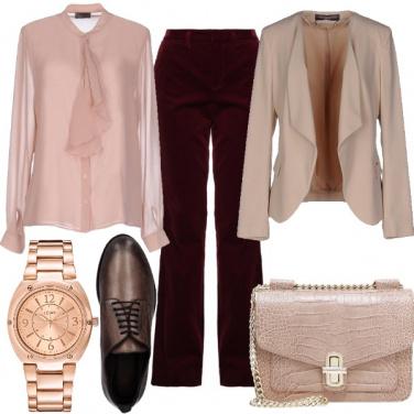 Outfit Velluto e non solo