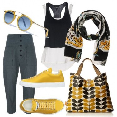 Outfit Urban #6836