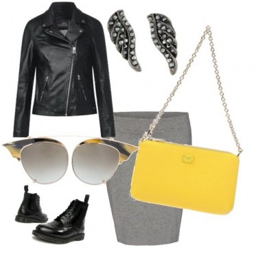 Outfit Yellow